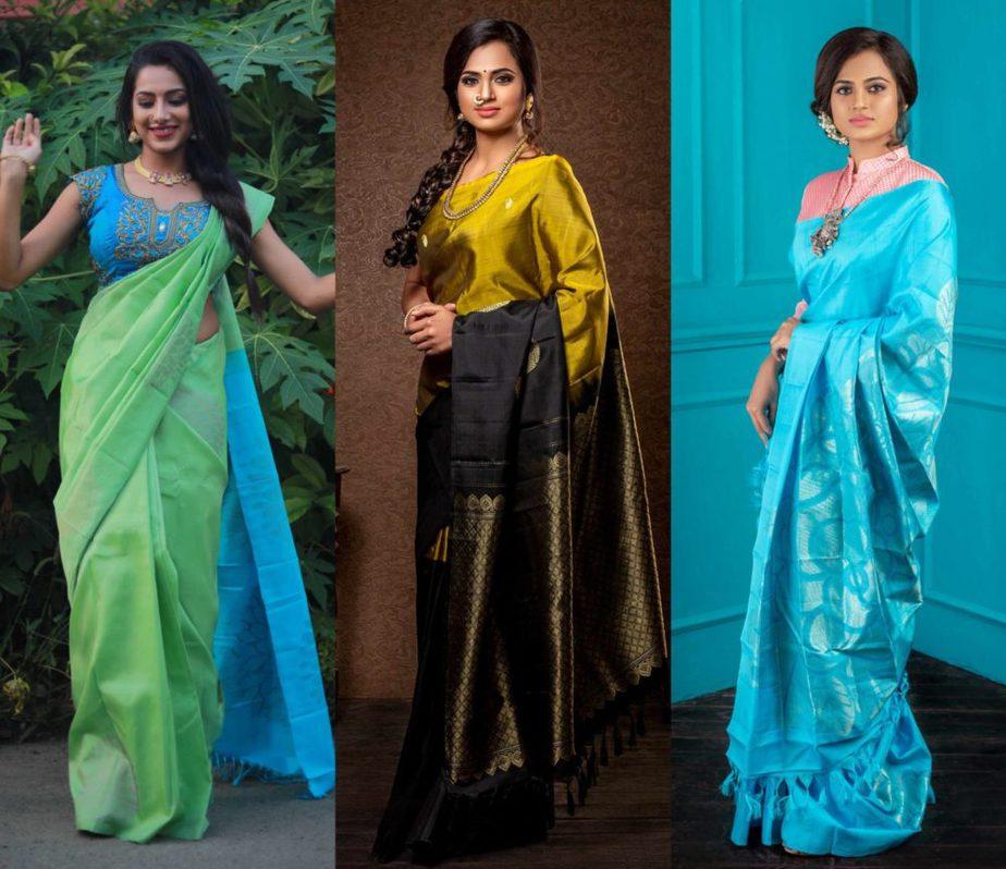 s studio silk sarees