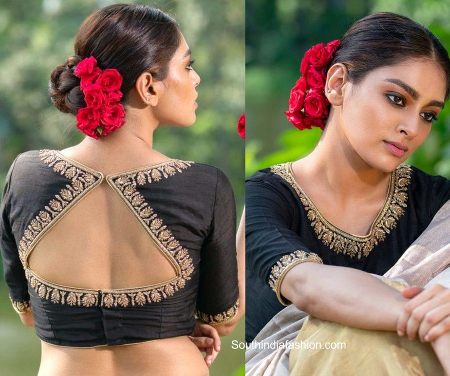 zardosi work blouse designs (1)