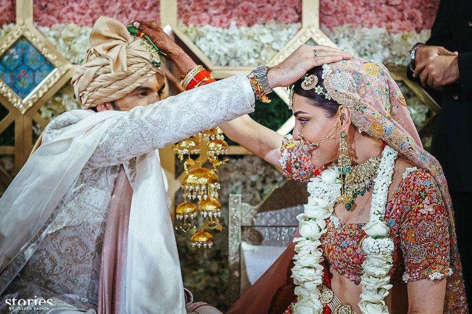kajal aggarwal wedding photos (1)
