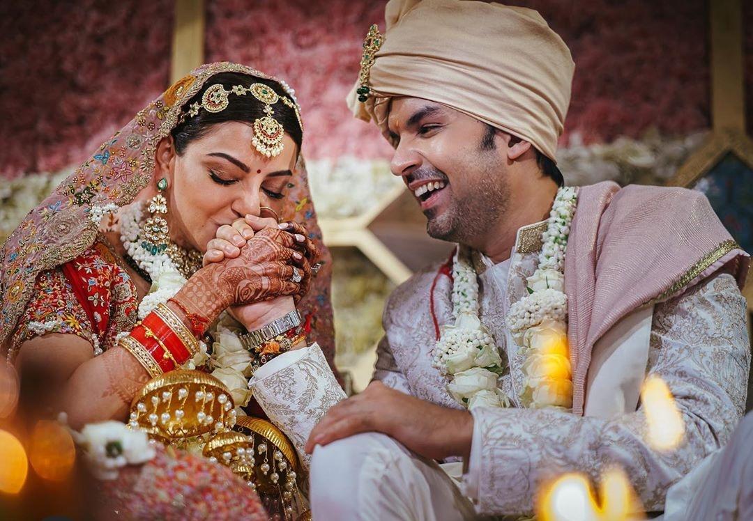 kajal aggarwal wedding photos (4)