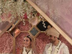 Kajal Aggarwal wedding pictures