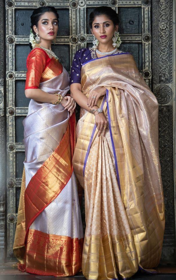 kalpavruksh kanjeevaram sarees collection (1)