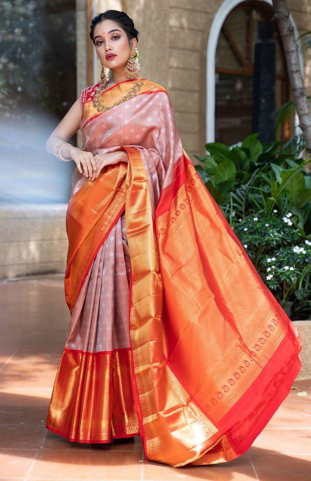 kalpavruksh kanjeevaram sarees collection (6)