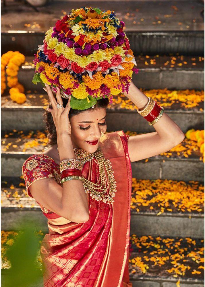 lakshmi manchu dussehra celebrations photos
