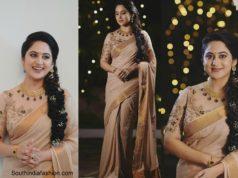 miya-george-in-traditional-kerala-saree-for-prewedding-function-scaled