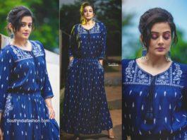 priyamani-in-blue-set-by-W-for-women