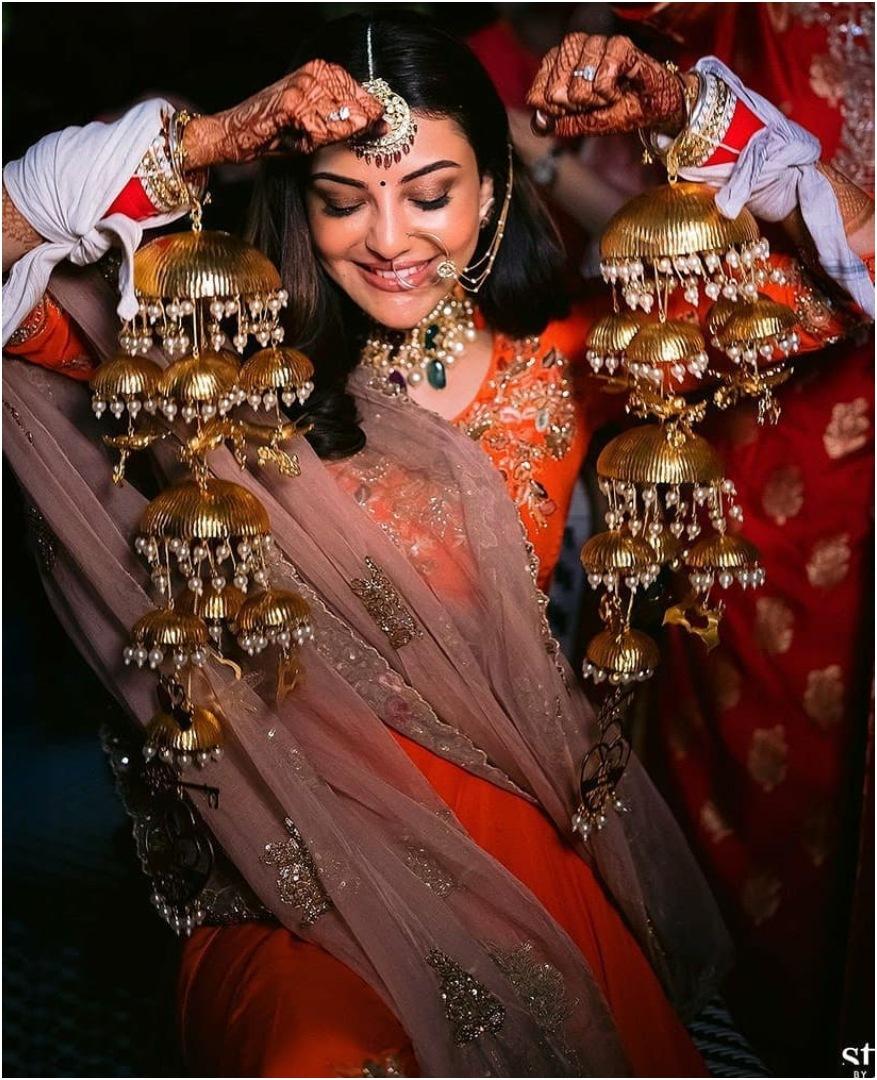 bridal looks