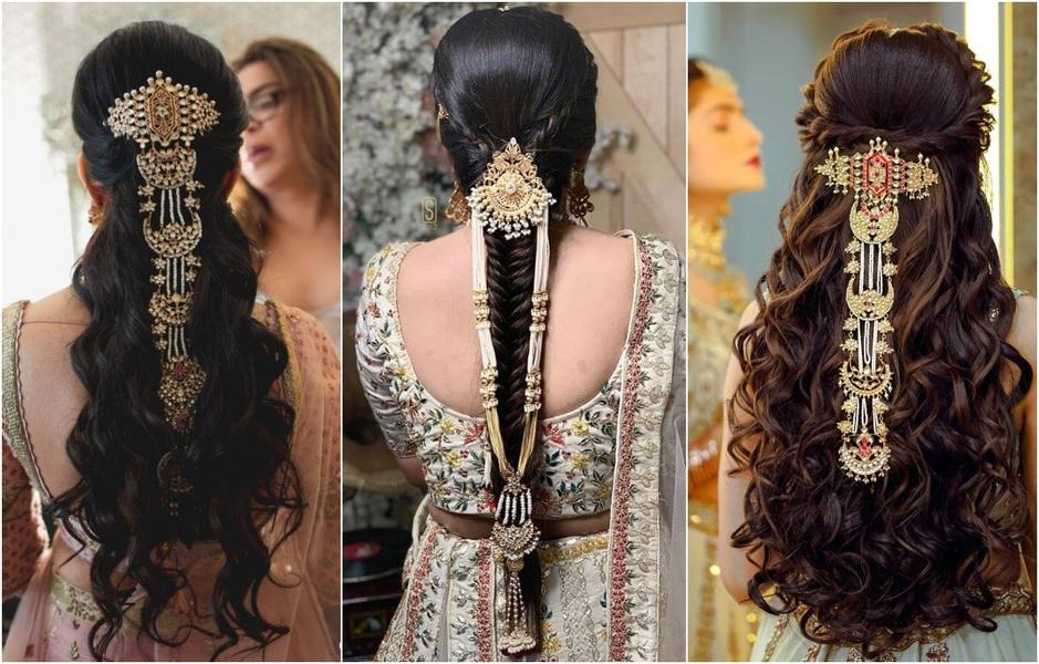 heavy bridal braid