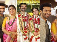 Raja Chembolu wedding photos