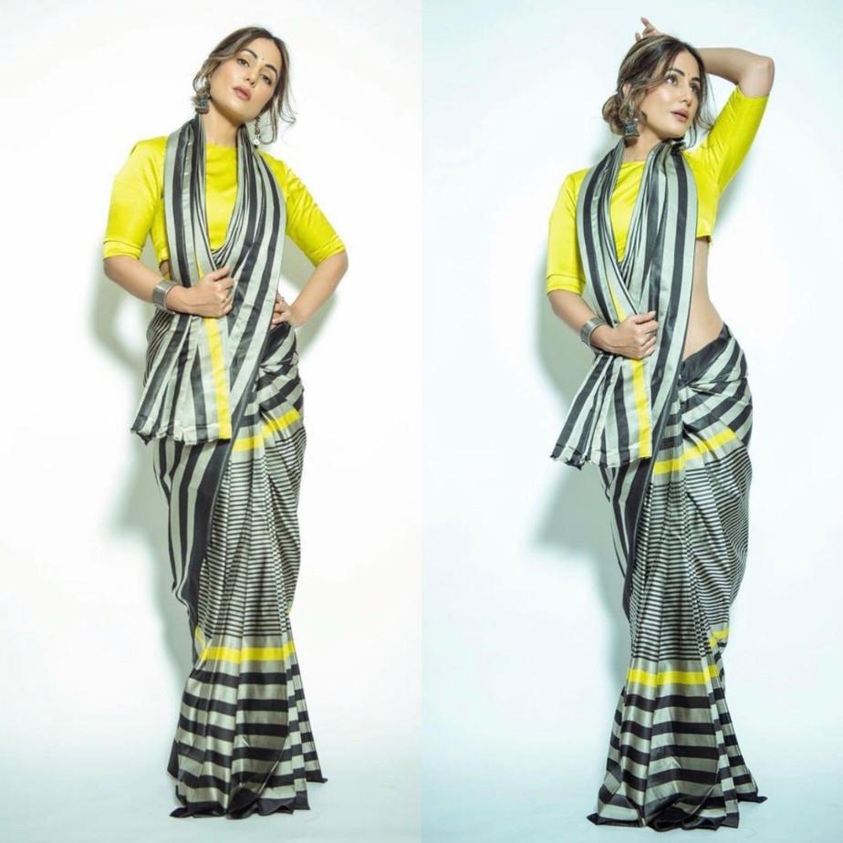 hina khan in neon (2)