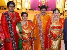 raghu kunche daughter wedding photos (7)