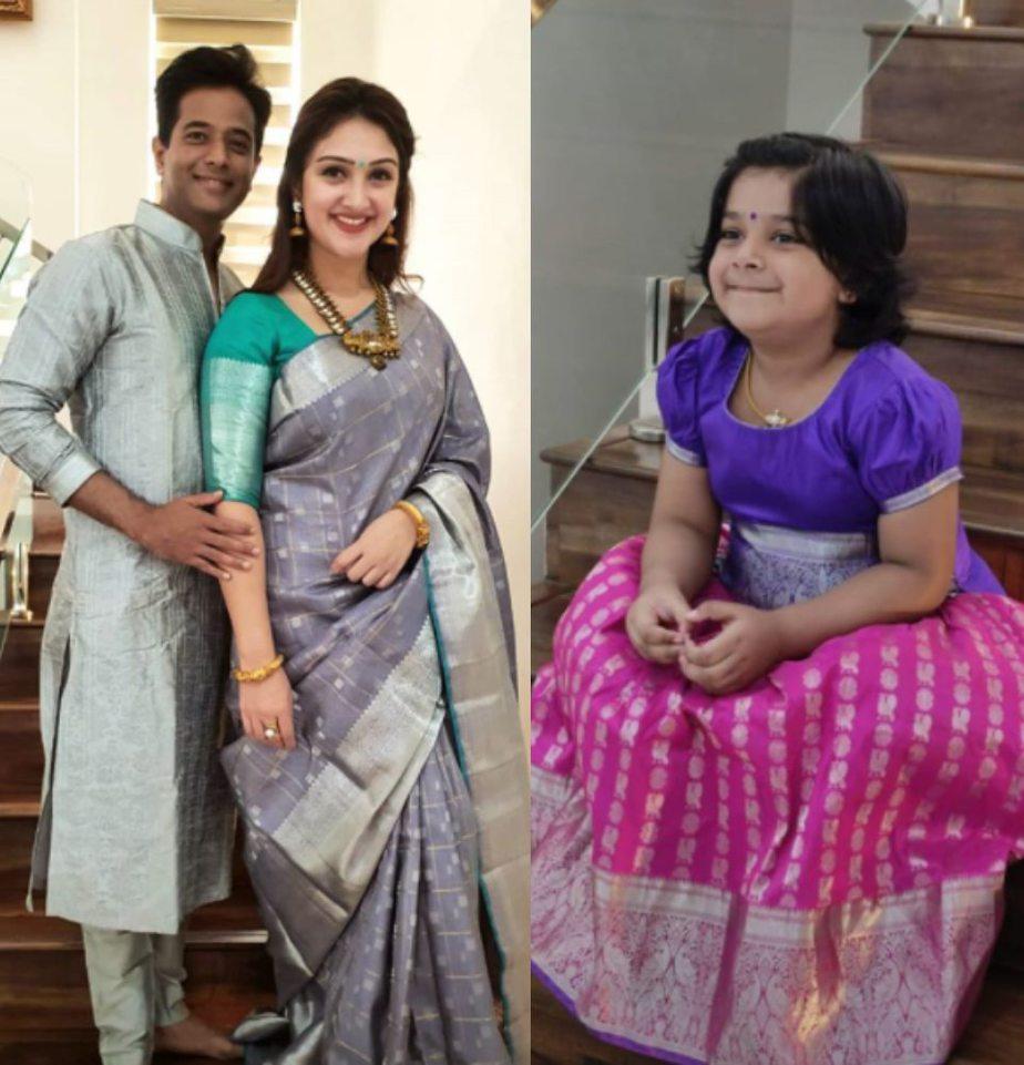 sridevi vijaykumar diwali 2020 celebrations family