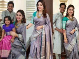 sridevi vijaykumar diwali 2020 celebrations with family