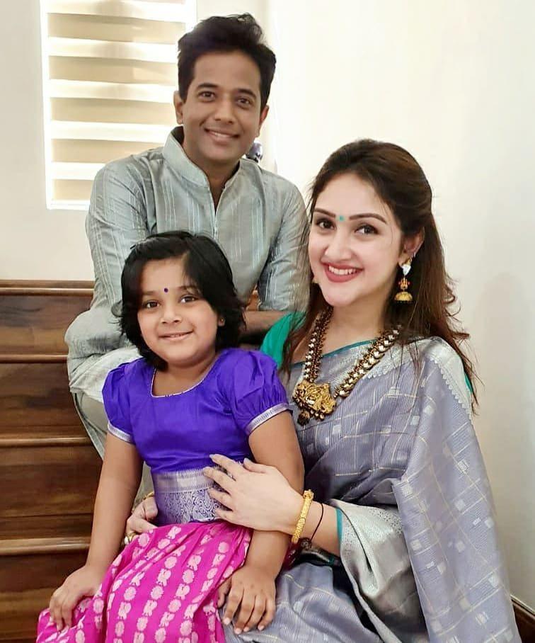 sridevi vijaykumar diwali celebrations with family (1)
