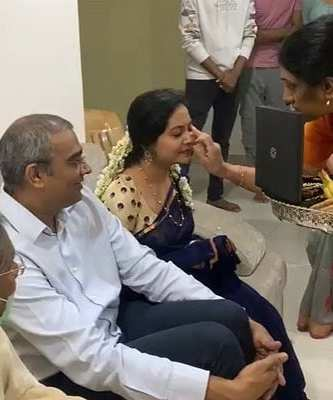 U.Sunitha gets hitched again 1