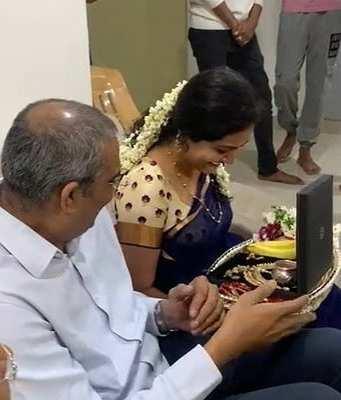 U.Sunitha gets hitched again 2