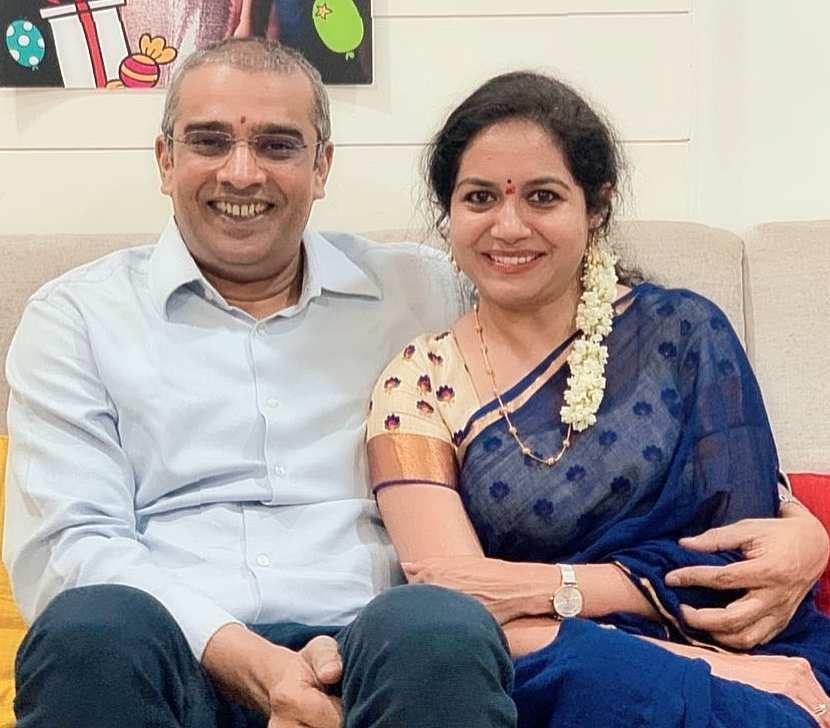 U.Sunitha gets hitched again 3