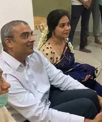 U.Sunitha gets hitched again