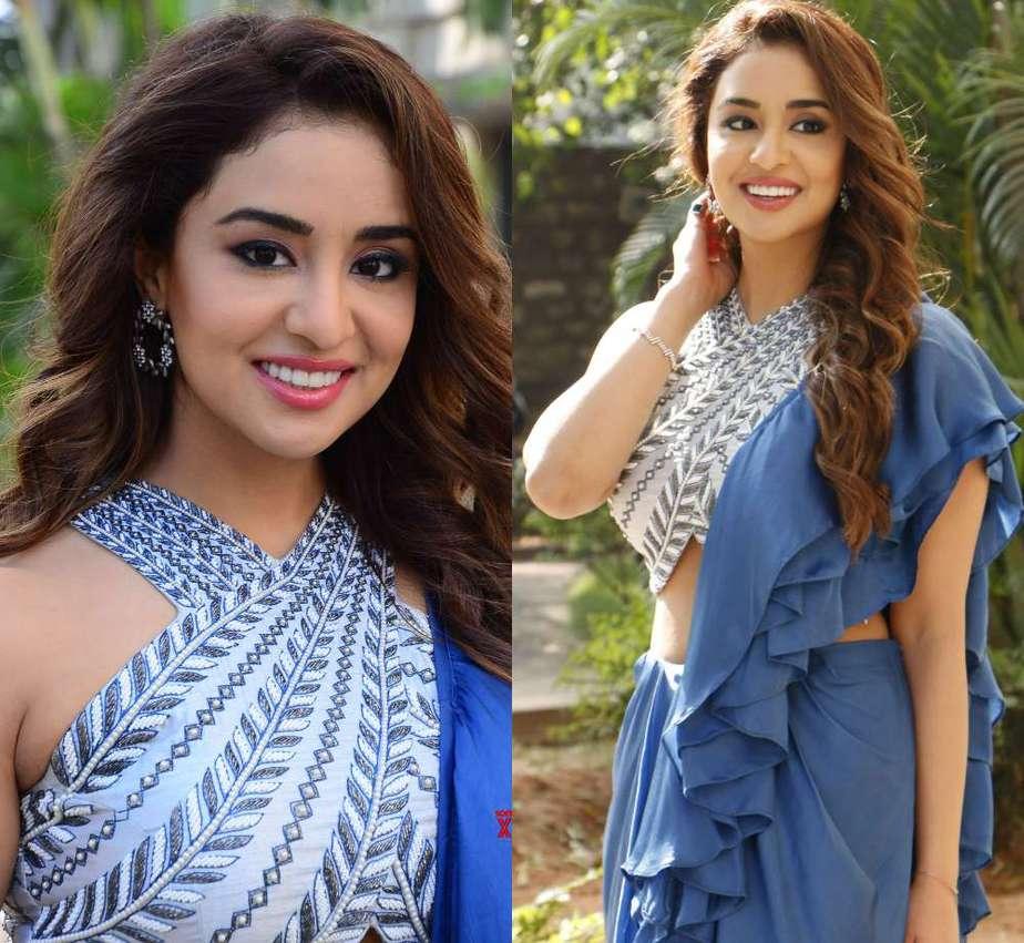 musskan sethi radha krishna movie trailer launch