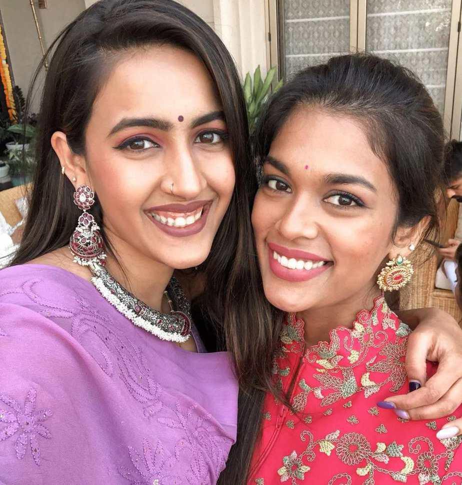 Niharika Konidela and Chaitanya-Sankranthi pictures