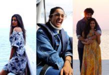 Niharika konidela-Chaitanya JV maldives honeymoon pictures-featured image