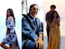 Niharika konidela-Chaitanya JV maldives honeymoon pictures-featured image
