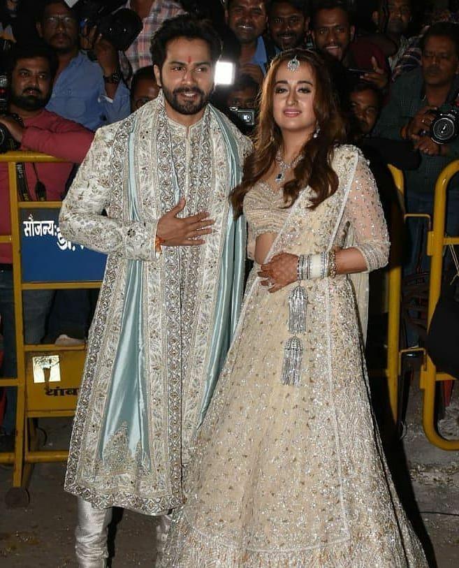 Varun Dhawan and Natasha dalal wedding pics3