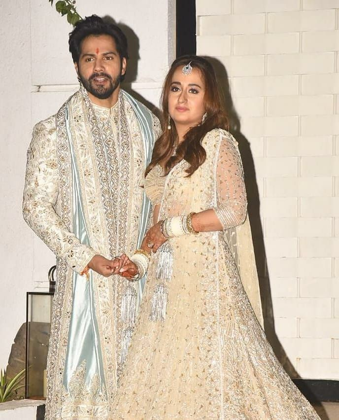 Varun Dhawan and Natasha dalal wedding pics5