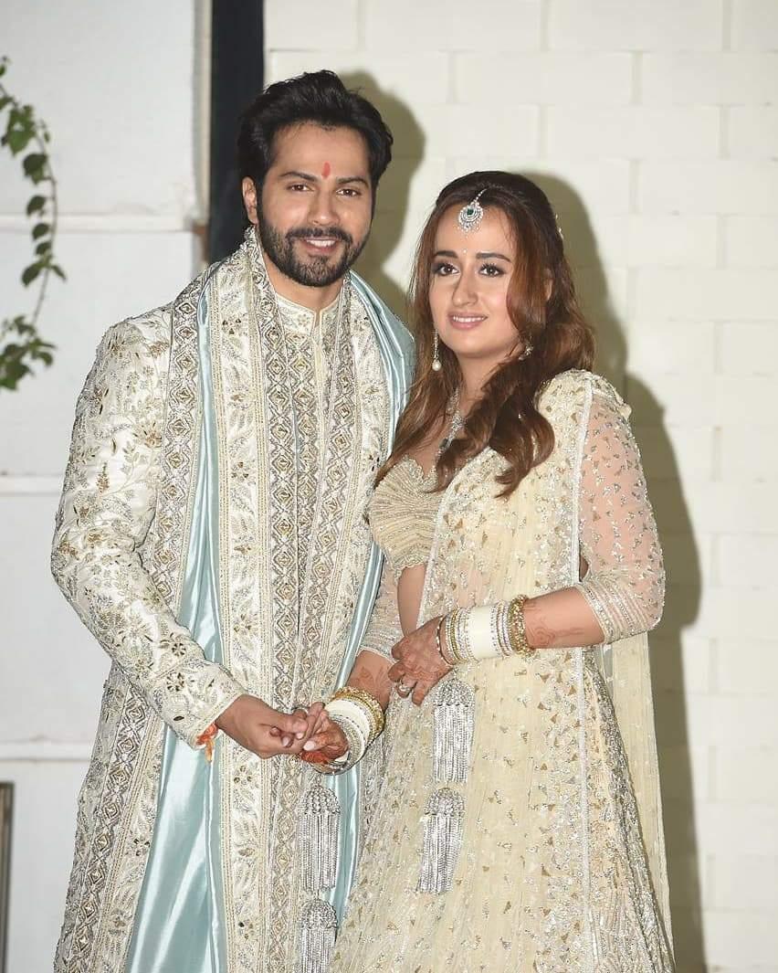 Varun Dhawan and Natasha dalal wedding pics8