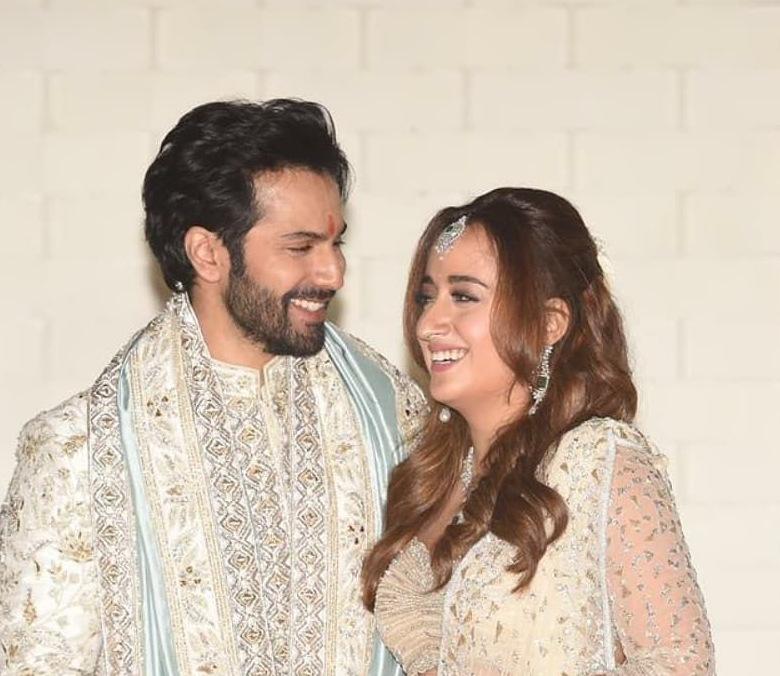 Varun Dhawan and Natasha dalal wedding pics9
