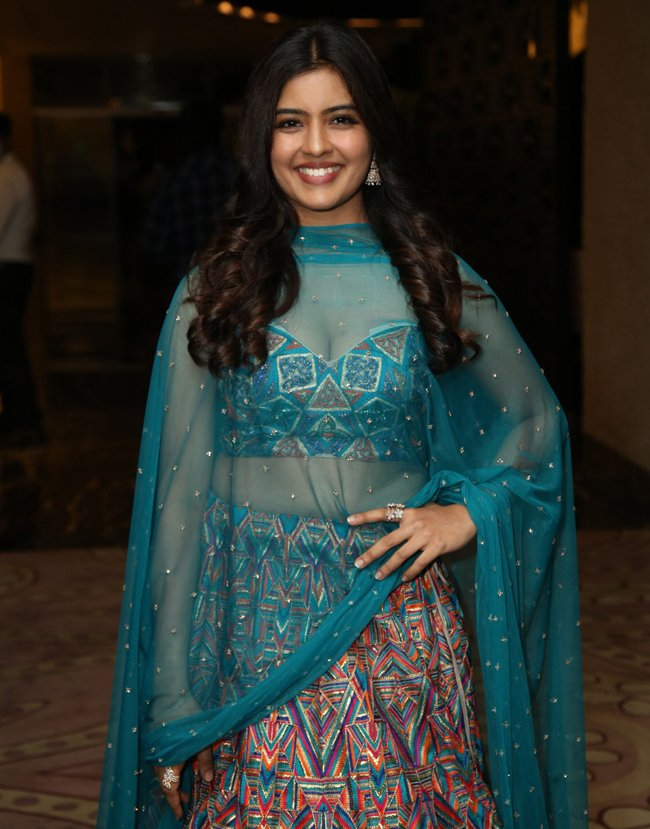 amritha aiyer at red pre release event