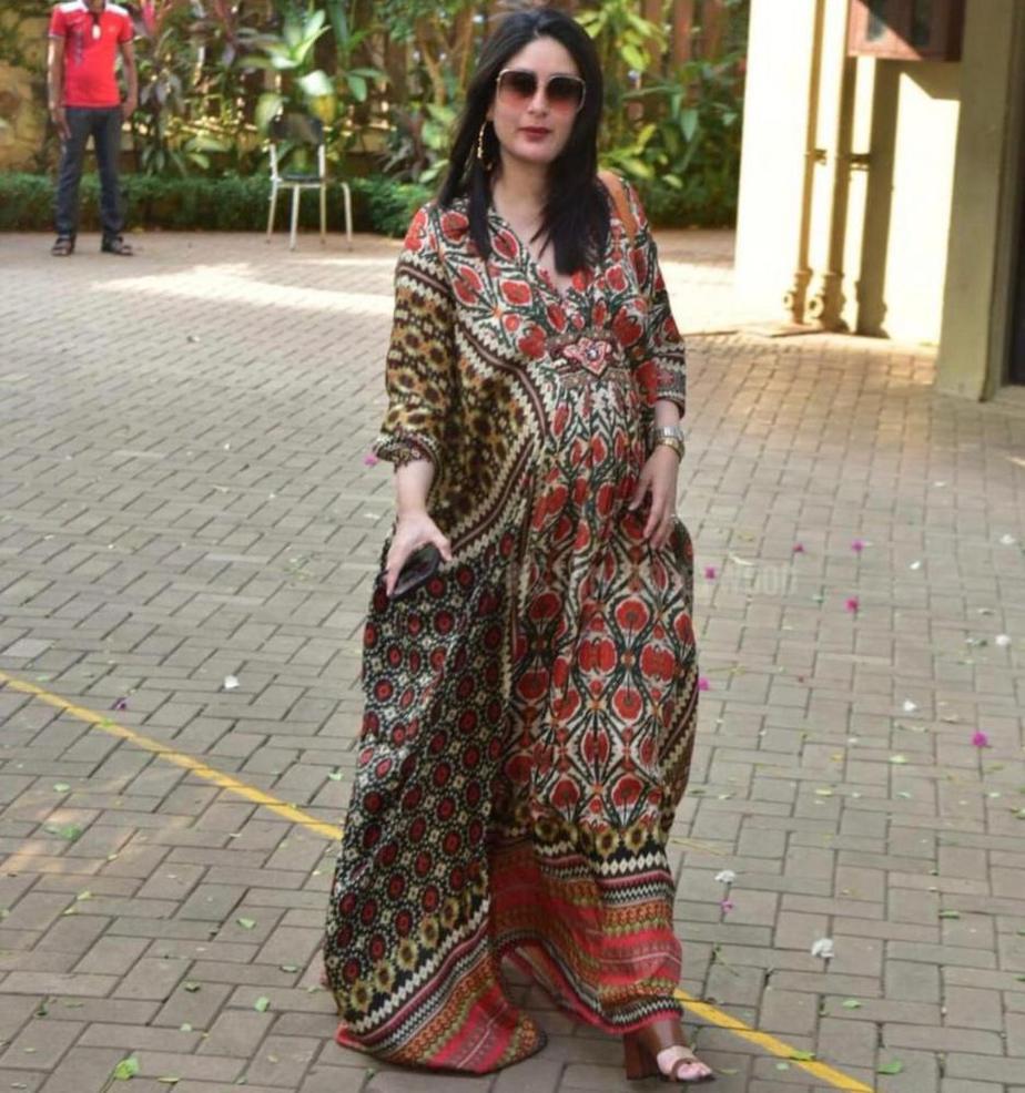 kareena kapoor in kaftan from randeep ranawat