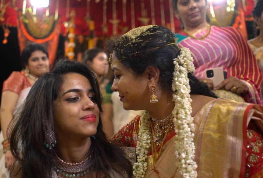 singer sunitha marriage photos 2021 (6)