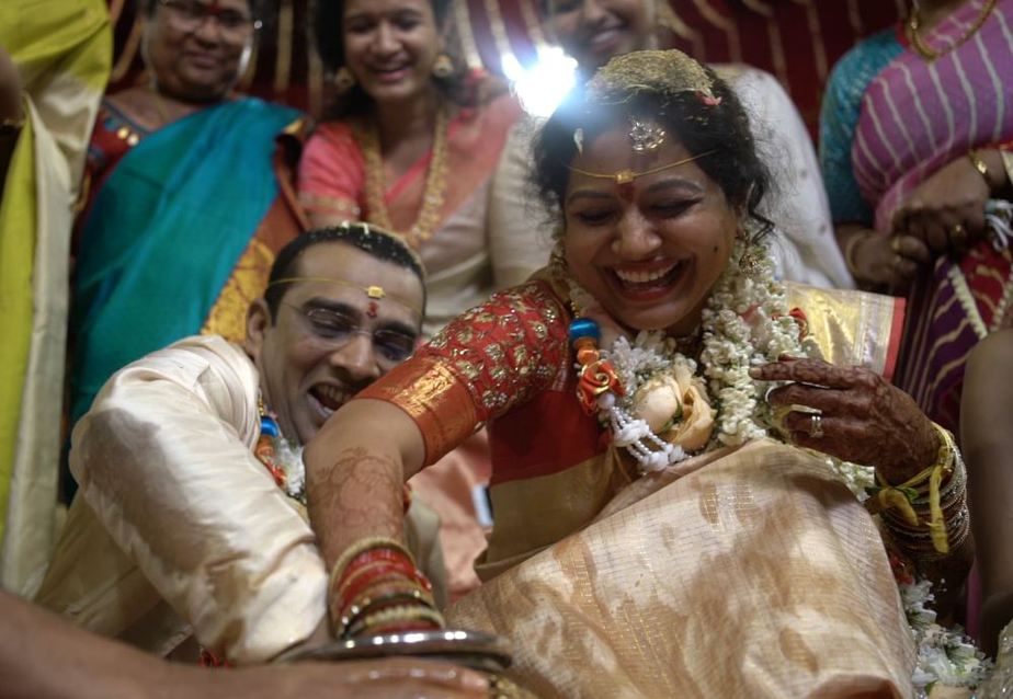 singer sunitha marriage photos 2021 (13)