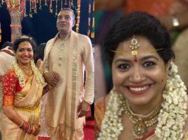 singer sunitha wedding photos