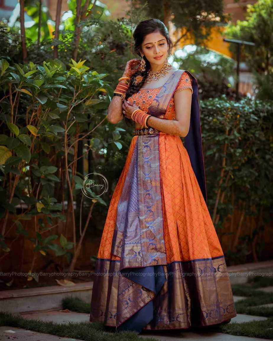 Darling Krishna and Milana Nagaraj at engagement ceremony2