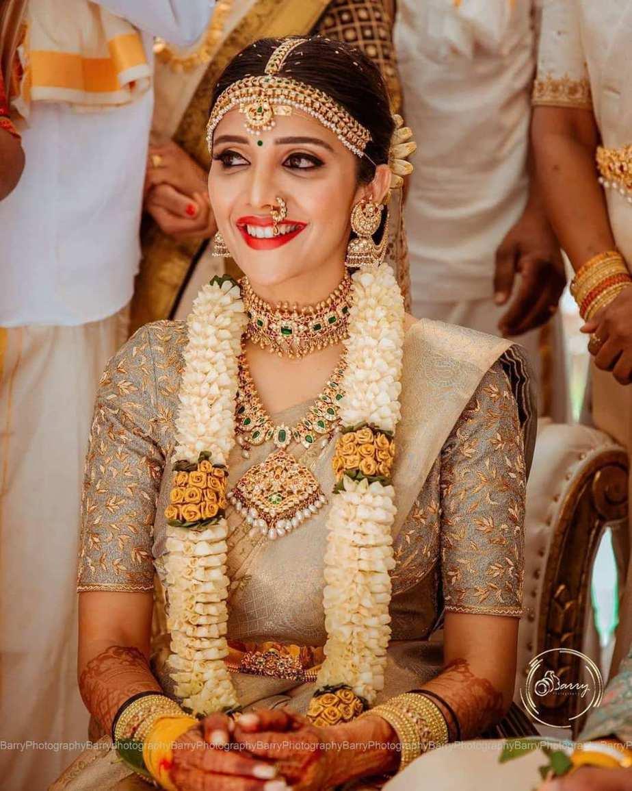 Darling Krishna and Milana Nagaraj-wedding pictures2