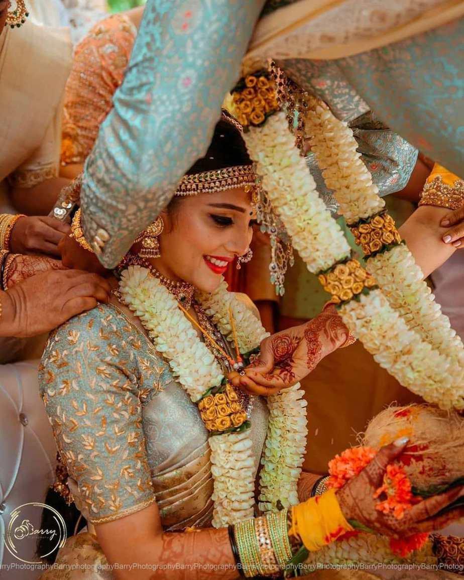 Darling Krishna and Milana Nagaraj-wedding pictures3