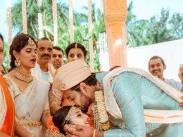 Darling Krishna and Milana Nagaraj-wedding pictures6