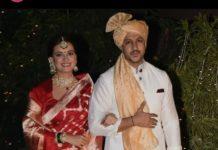 Dia Mirza Weds Vaibhav Rekhi