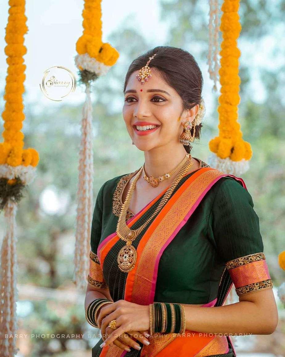 Milana Nagaraj pre-wedding festivities1