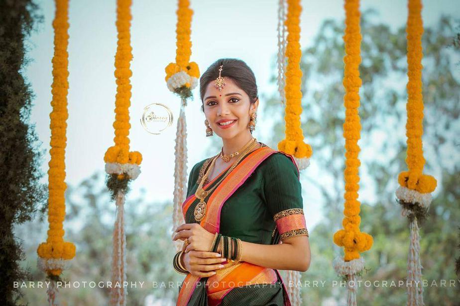 Milana Nagaraj pre-wedding festivities2