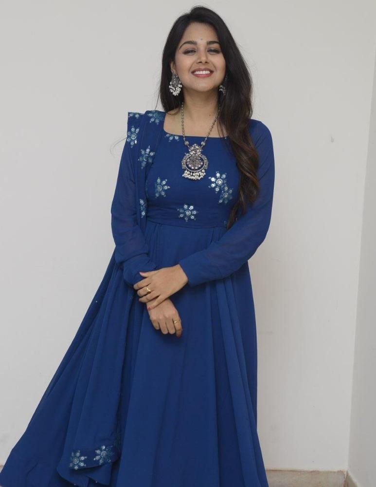 Monal Gajjar at Telugu Abbai Gujarat Ammai first look