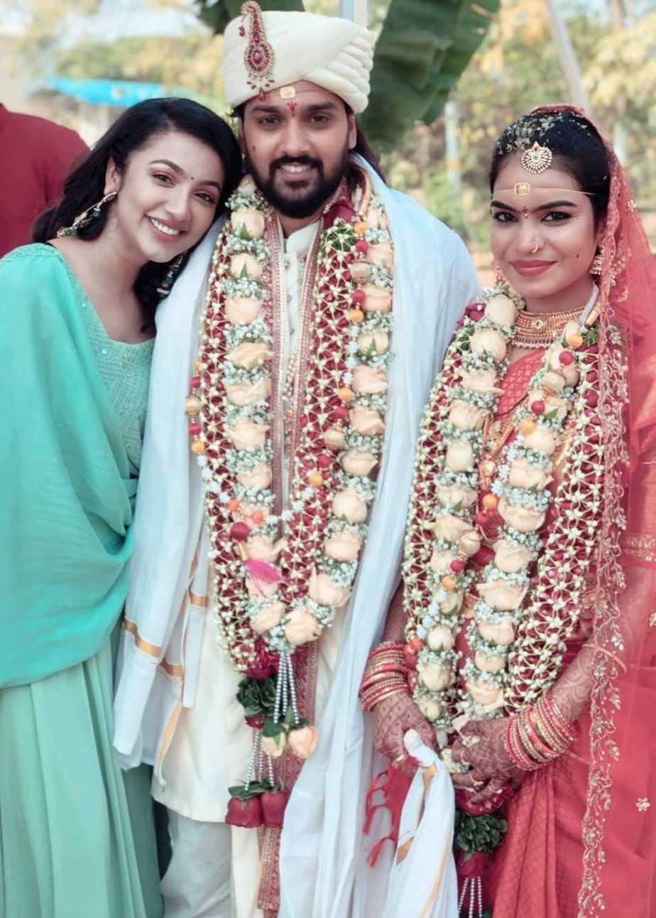 Sumanth Ashwin Deepika raju-wedding pictures3