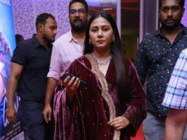 Thabitha Sukumar at Uppena pre release event in sureena chowdri
