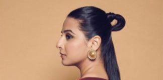 Vidya Balan in Studio Medium Saree