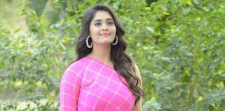surbhi puranik atMovie Song Okey Oka Lokam Nuvvey Success Celebrations