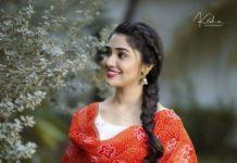 Krithi Shetty in a white kurta set by Bhargavi Kunnam-1