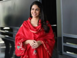 lavanya tripathi at chaavu kabaru challaga movie interview