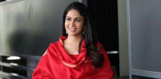 lavanya tripathi at chaavu kabaru challaga movie interview